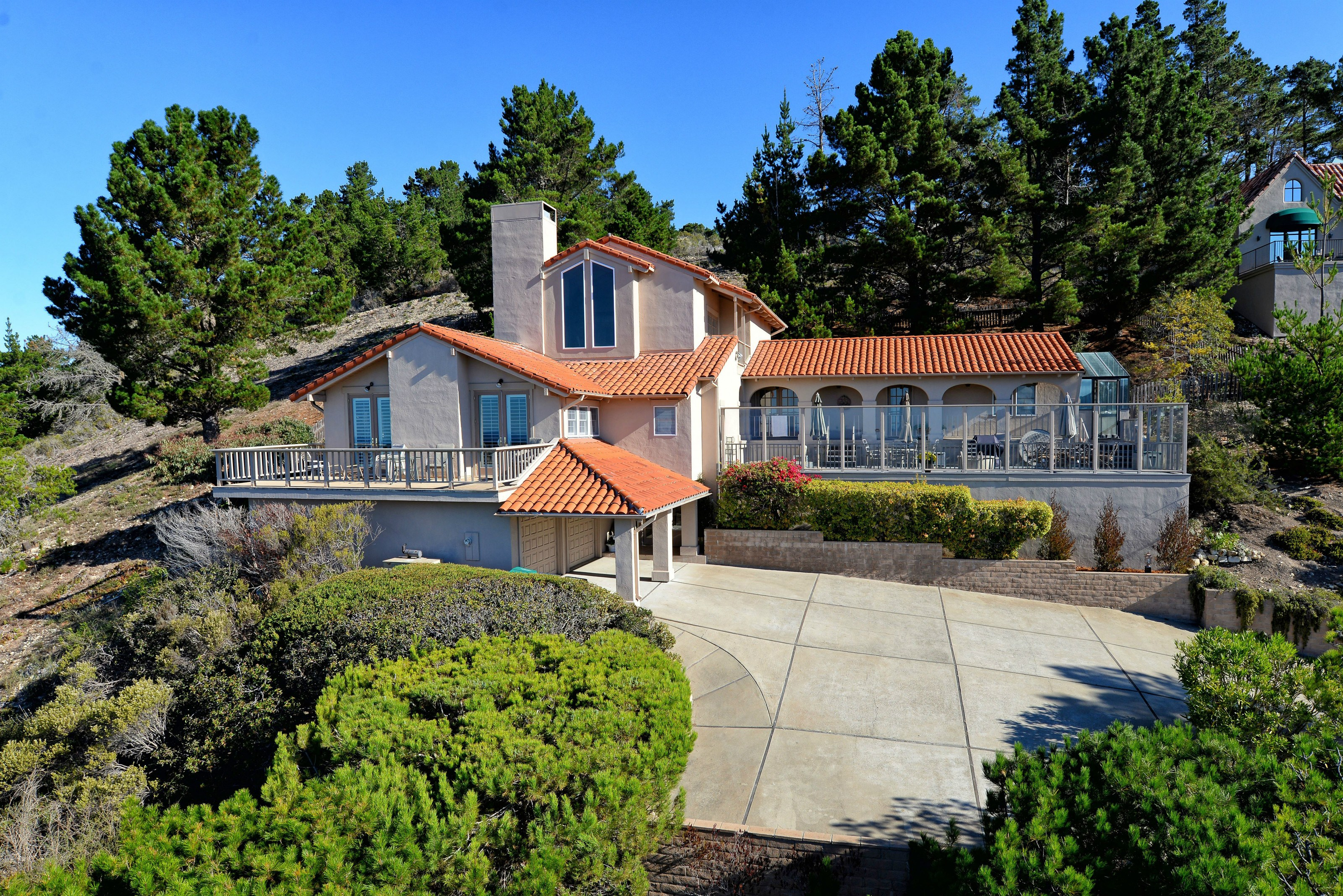 Single Family Home for Sale at 24755 Outlook Drive Carmel, California 93923 United States