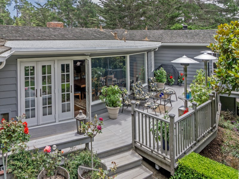 Single Family Home for Sale at 3410 Martin Road Carmel, California 93923 United States