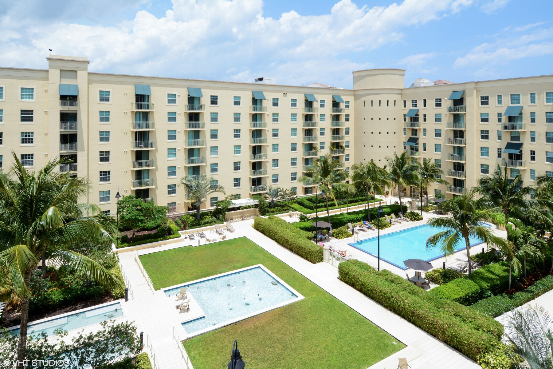 Condominium for Sale at Rare Three Bedroom Condo 610 Clematis St Apt 733 West Palm Beach, Florida, 33401 United States