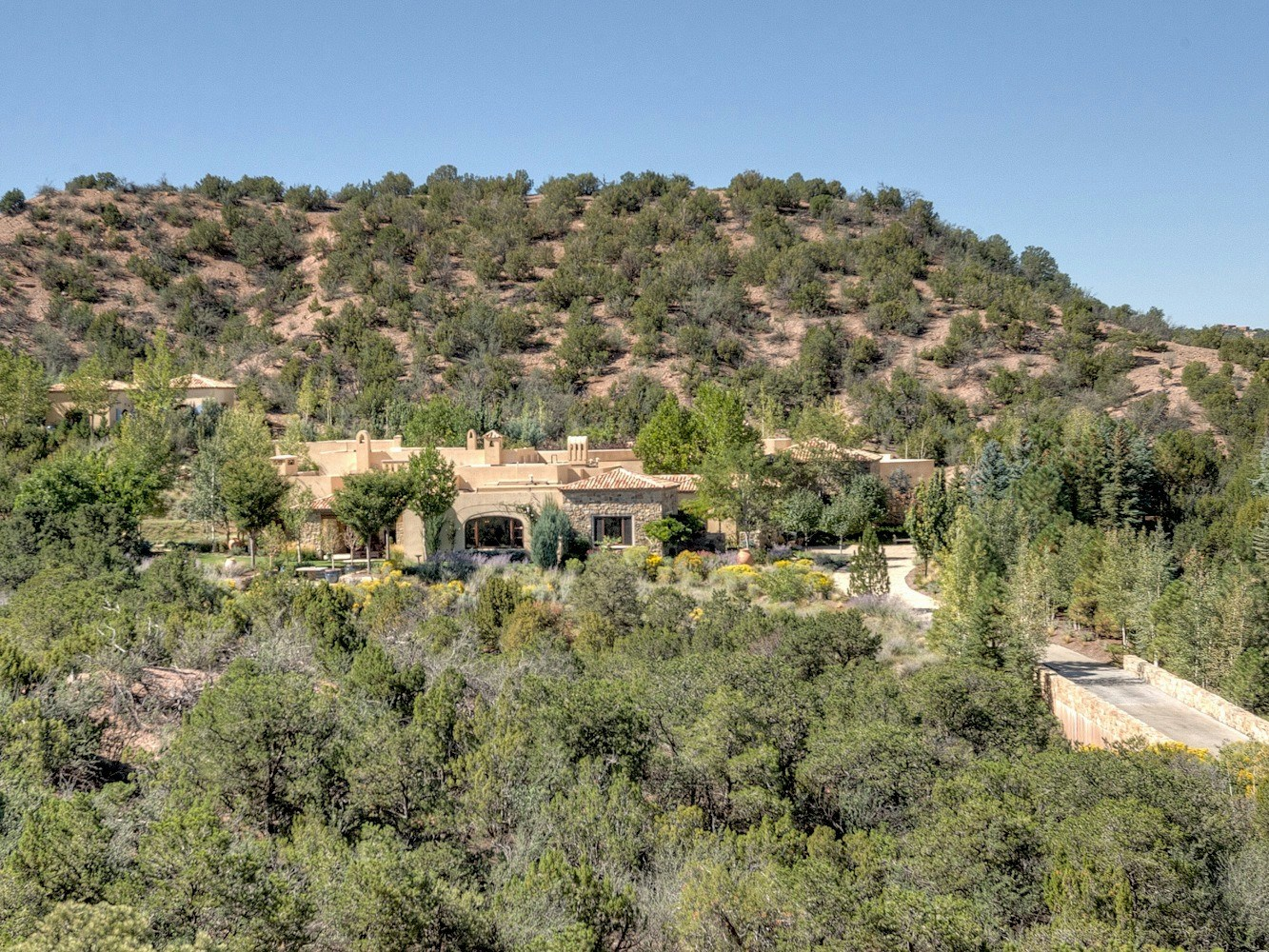 Single Family Home for Sale at Tesuque Ridge Santa Fe, New Mexico 87506 United States
