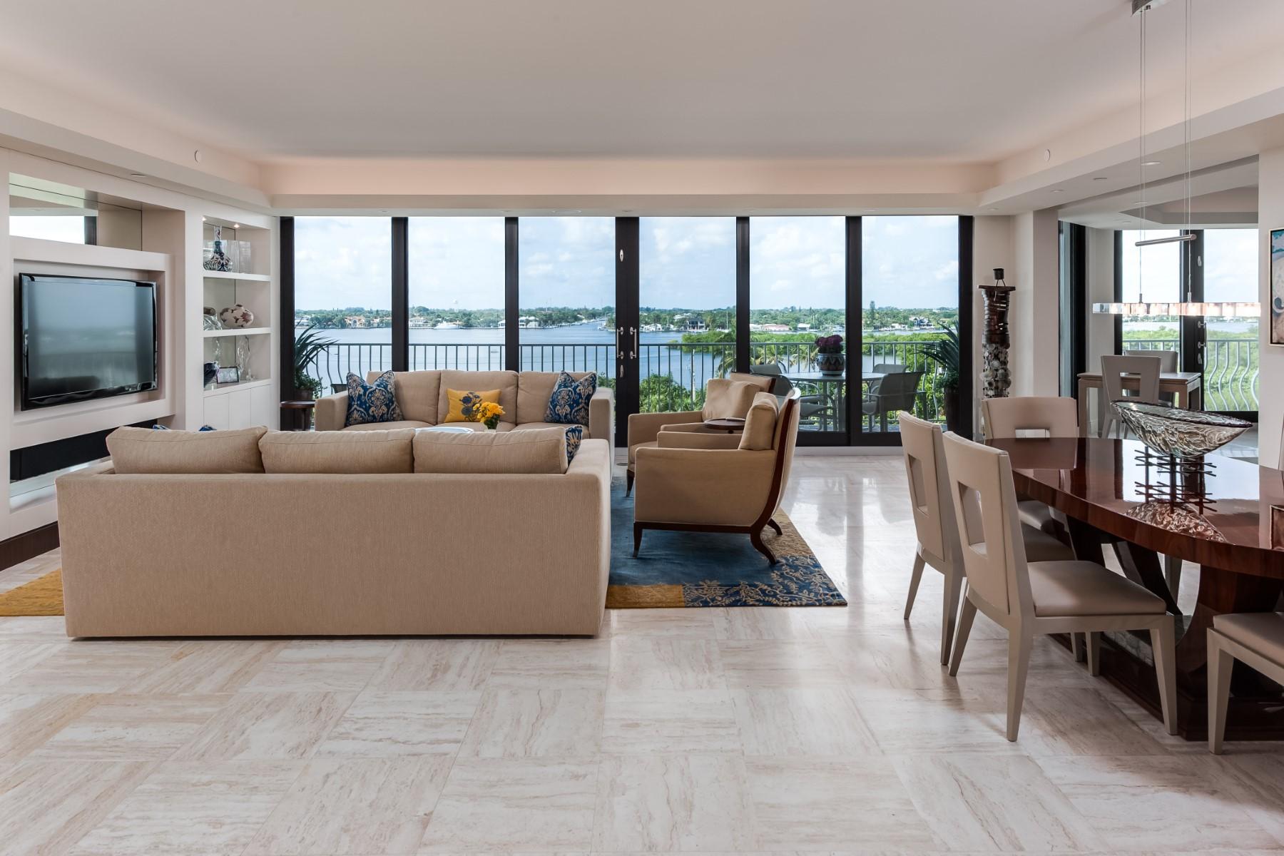 共管式独立产权公寓 为 销售 在 Spectacular Sunsets 2000 S Ocean Blvd Apt 405n Palm Beach, 佛罗里达州 33480 美国