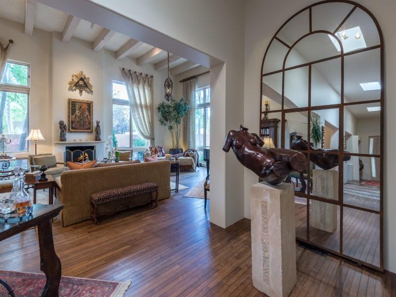 Appartement en copropriété pour l Vente à 741 Camino Mirada Santa Fe City Southeast, Santa Fe, New Mexico 87505 États-Unis