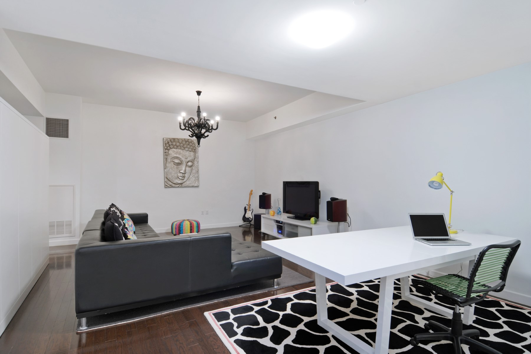 Condominium for Sale at 1,943 sq.ft. Duplex near Central Park 462 West 58th Street Apt 1e New York, New York 10019 United States
