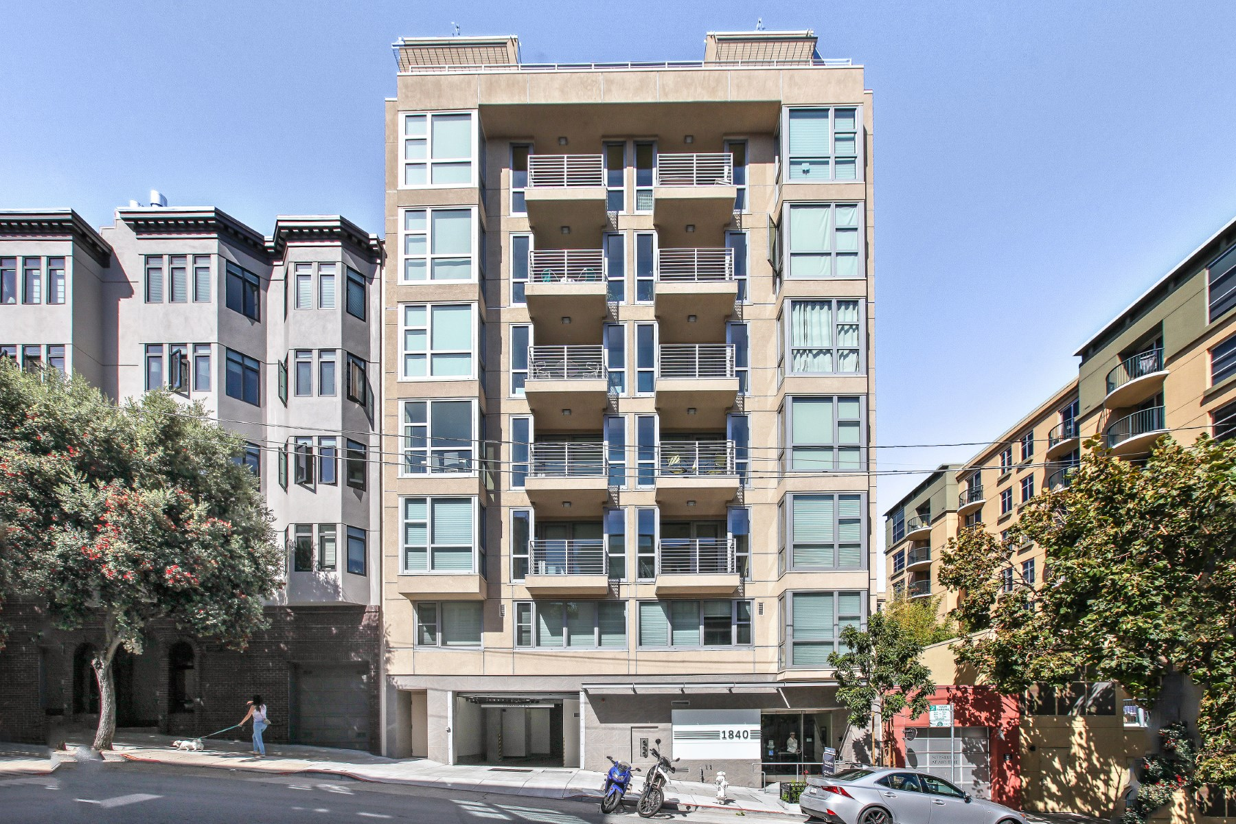 Condominium for Sale at Pacific Heights Luxury Condo 1840 Washington St Apt 203 Pacific Heights, San Francisco, California, 94109 United States