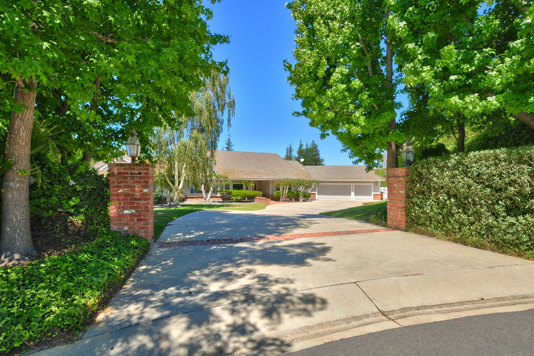 sales property at Custom One Acre Estate