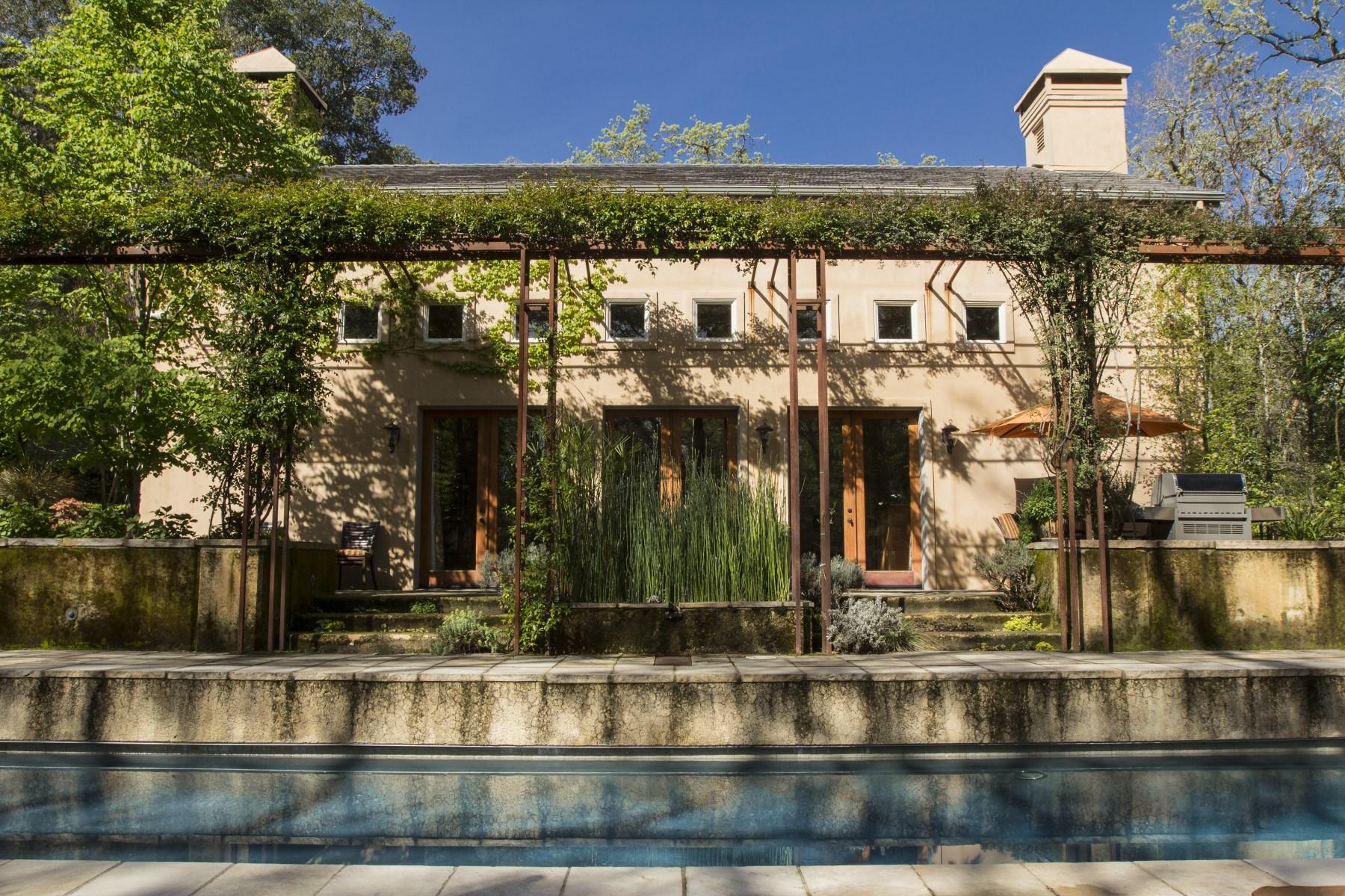 Moradia para Venda às Paradise in Downtown Glen Ellen 1277 London Ranch Rd Glen Ellen, Califórnia, 95442 Estados Unidos