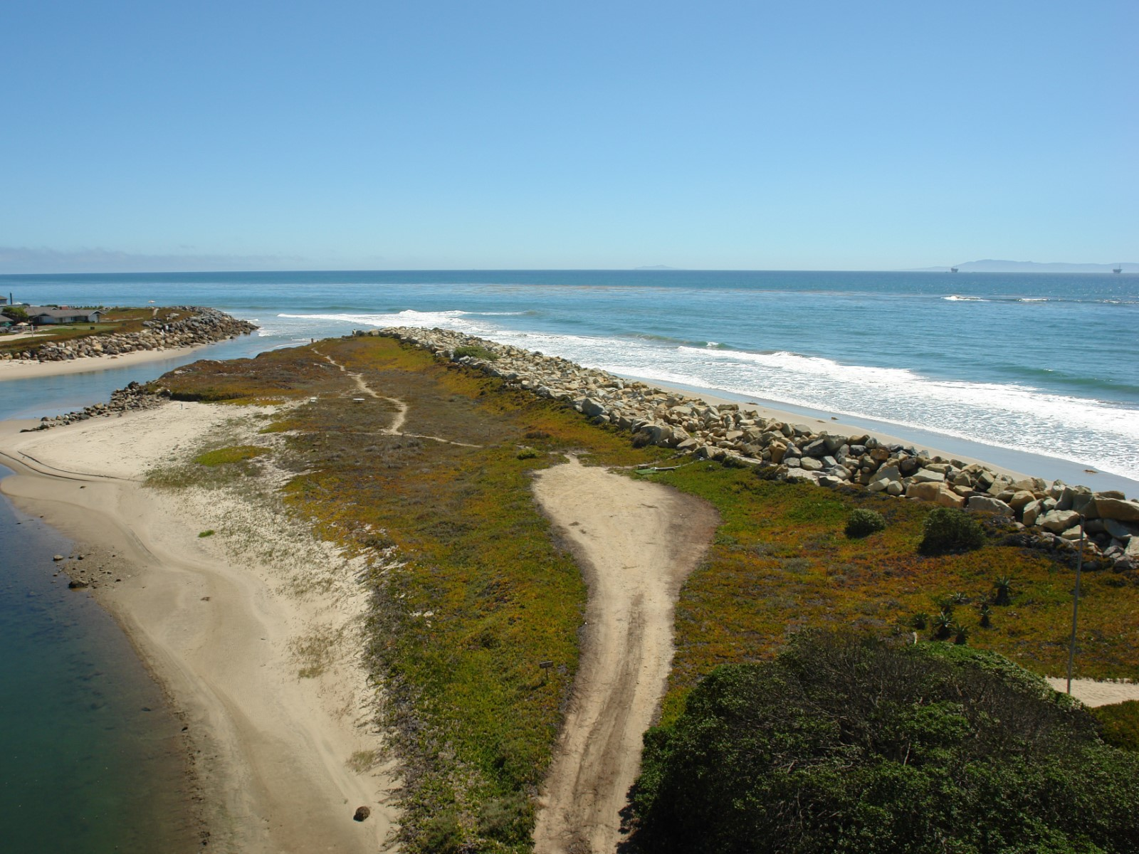 Land for Sale at Rare Oceanfront Opportunity Carpinteria, California 93013 United States
