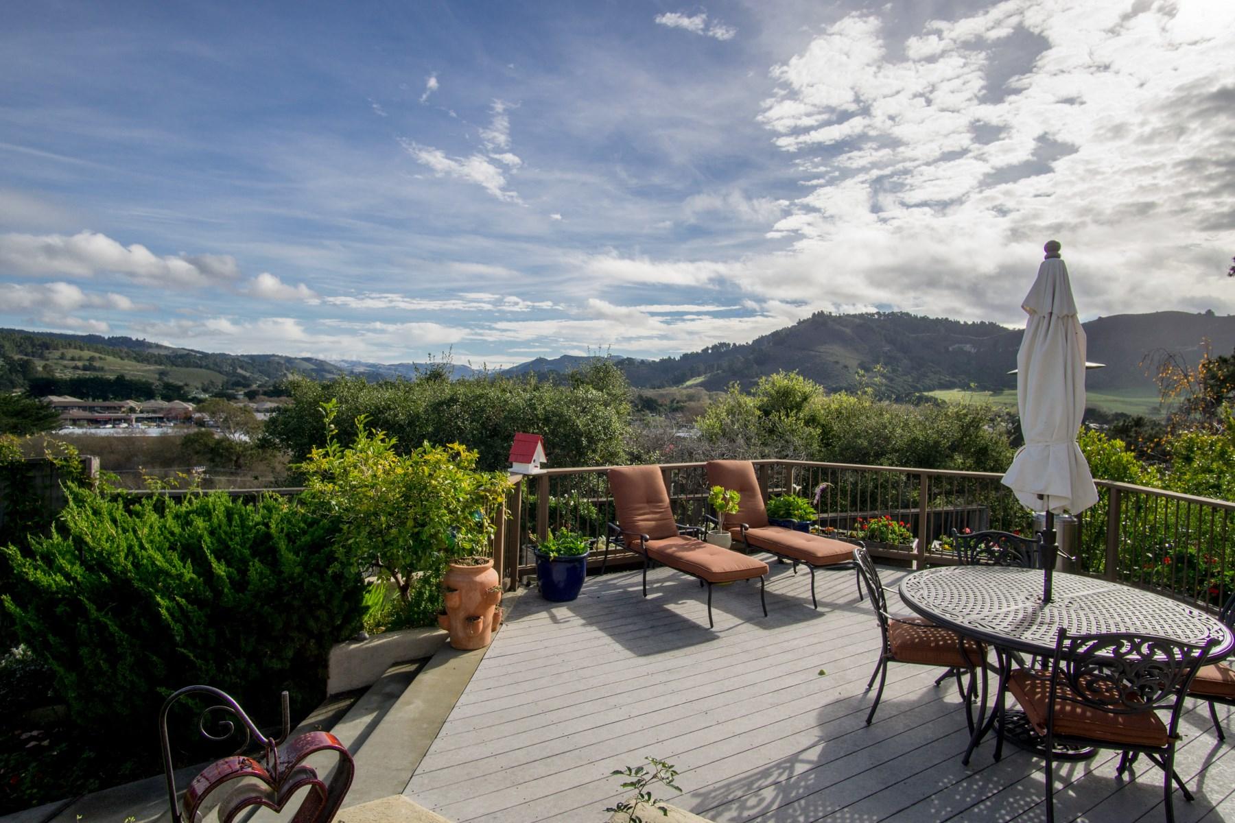 独户住宅 为 销售 在 Breathtaking views of Carmel Valley 26291 Mesa Place 卡梅尔, 加利福尼亚州, 93923 美国