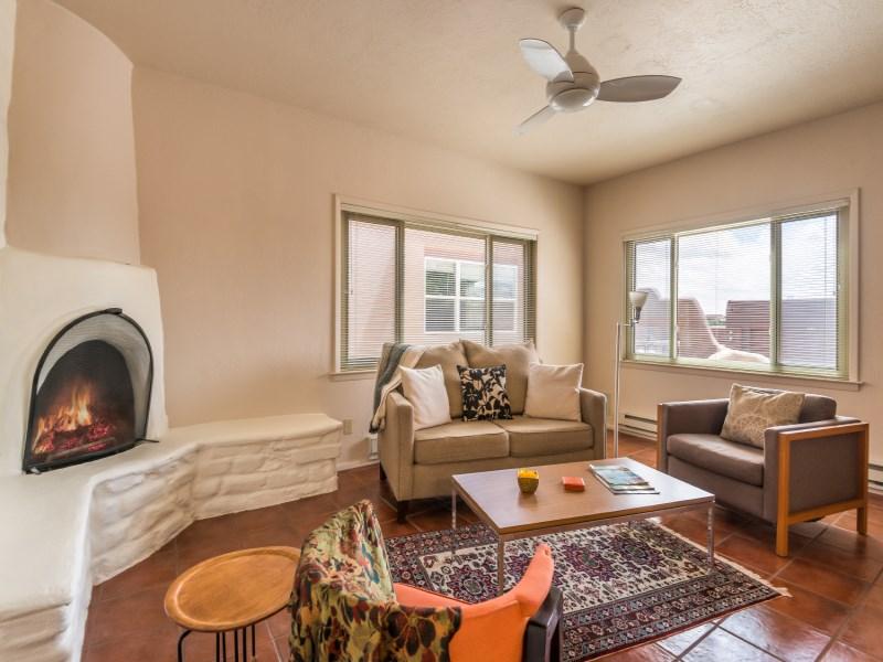 Townhouse for Sale at 807 Loma Boreal Santa Fe City Northeast, Santa Fe, New Mexico 87501 United States