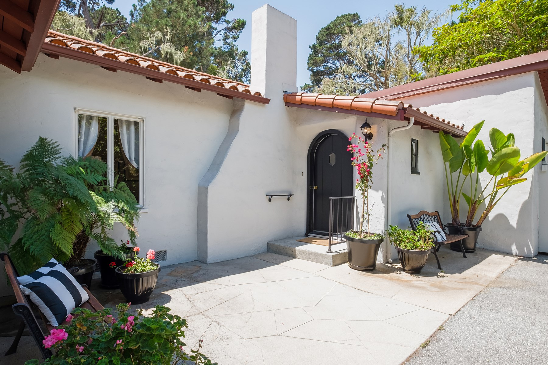 Single Family Home for Sale at Spanish Treasure in Heart of Monterey 1100 Pacific Street Monterey, California, 93940 United States