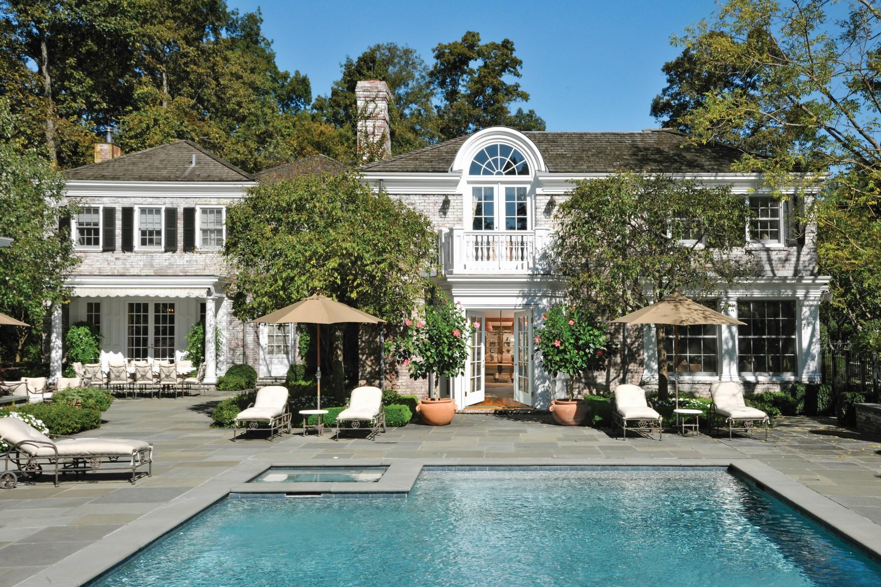 獨棟家庭住宅 為 出售 在 6 Khakum Drive 6 Khakum Drive Greenwich, 康涅狄格州, 06831 美國