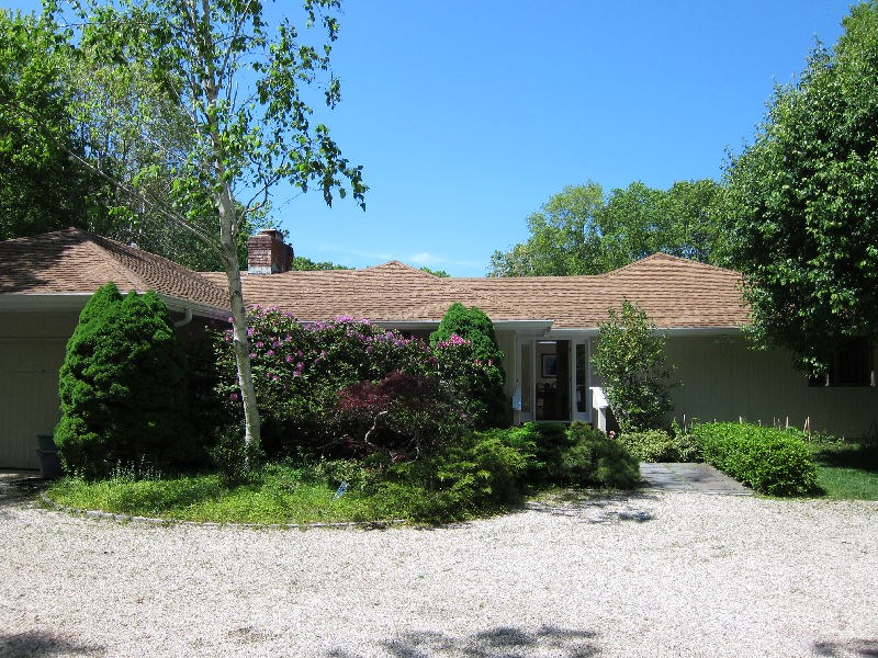 Single Family Home for Rent at Private Summer Retreat - Bridgehampton Sag Harbor, New York 11963 United States