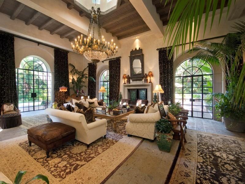 Single Family Home for Sale at Serra Retreat Spanish Colonial Malibu, California 90265 United States