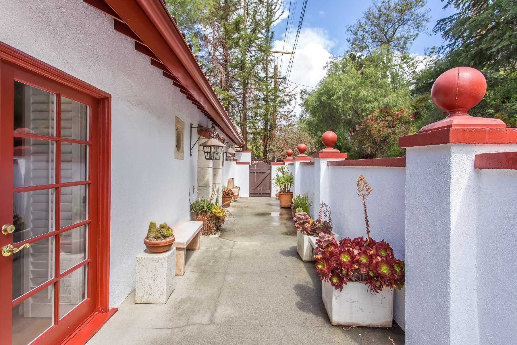 sales property at Lovely Laurel Canyon Home With Views