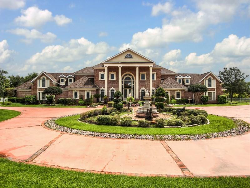 Maison unifamiliale pour l Vente à 2006 San Miguel Friendswood, Texas 77546 États-Unis