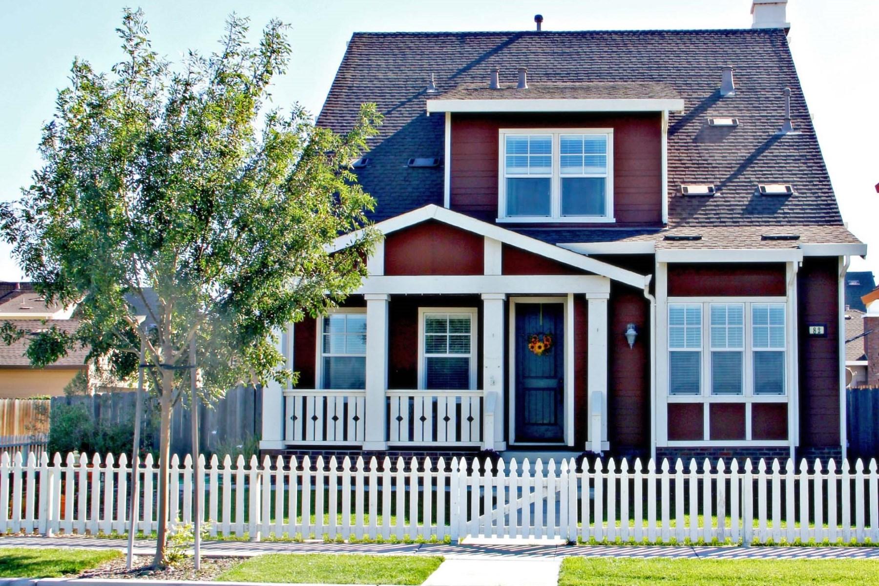 Maison unifamiliale pour l Vente à Big Sky Views 82 Nacional Avenue Spreckels, Californie 93962 États-Unis