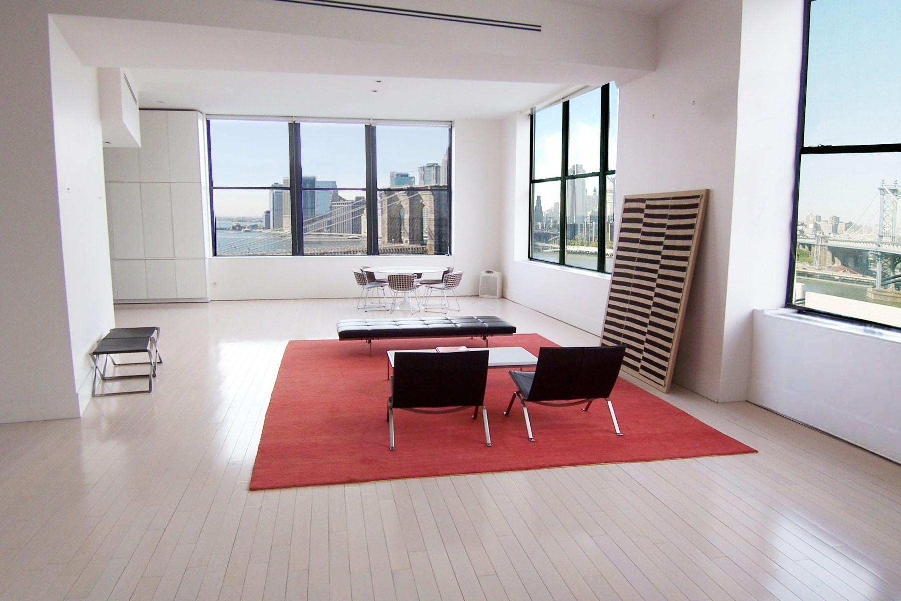 Condominium for Sale at Unparalleled Penthouse Views 1 Main Street 14th Floor Dumbo, Brooklyn, New York 11201 United States
