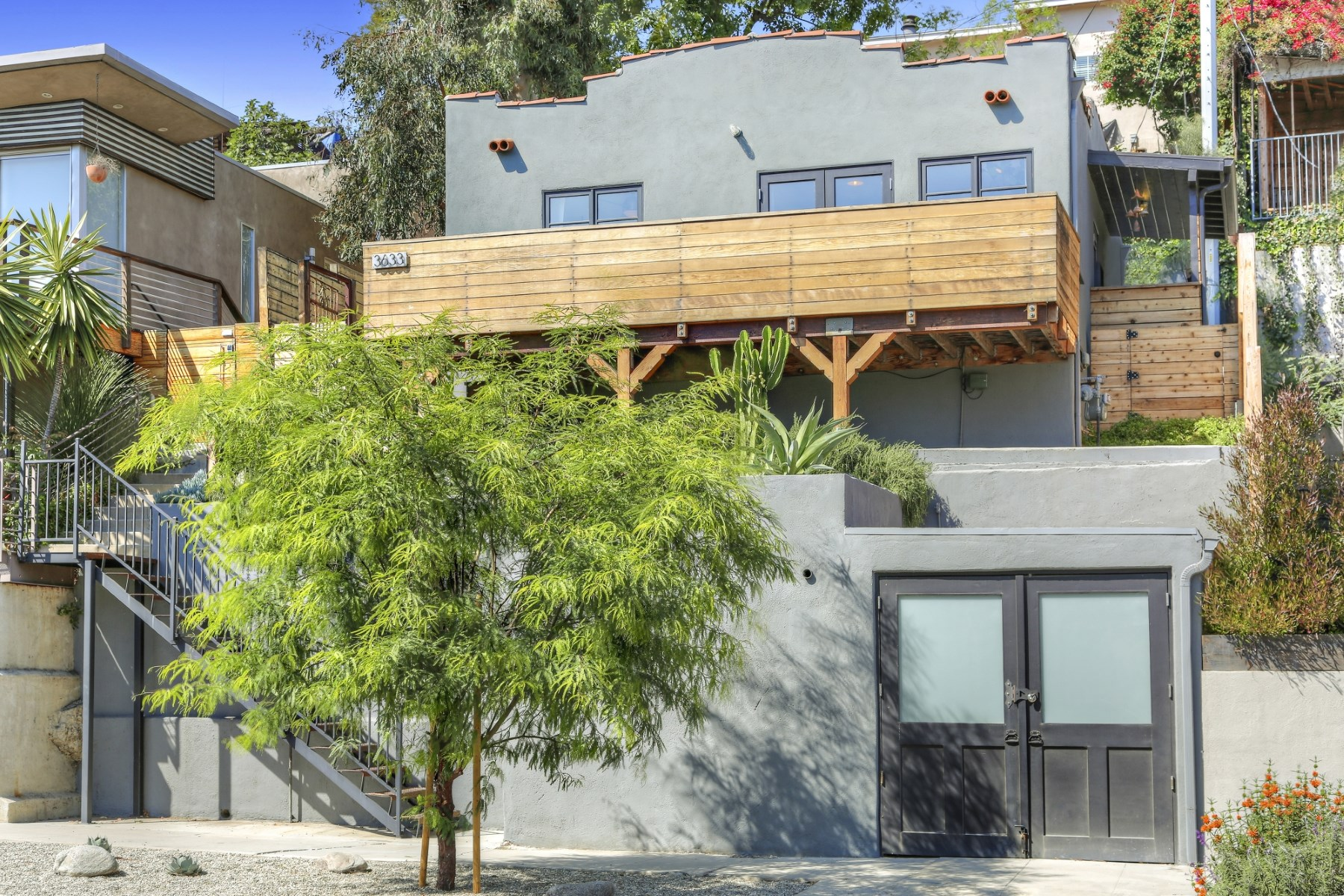 Single Family Home for Sale at 3633 Effie Street Silver Lake, Los Angeles, California, 90026 United States
