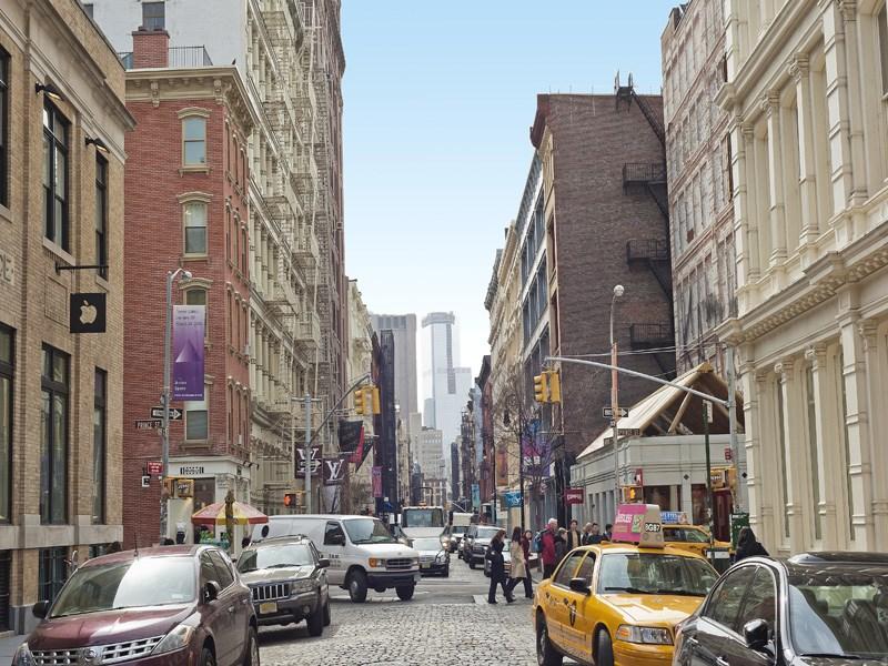 Property Of 121 Greene Street Penthouse