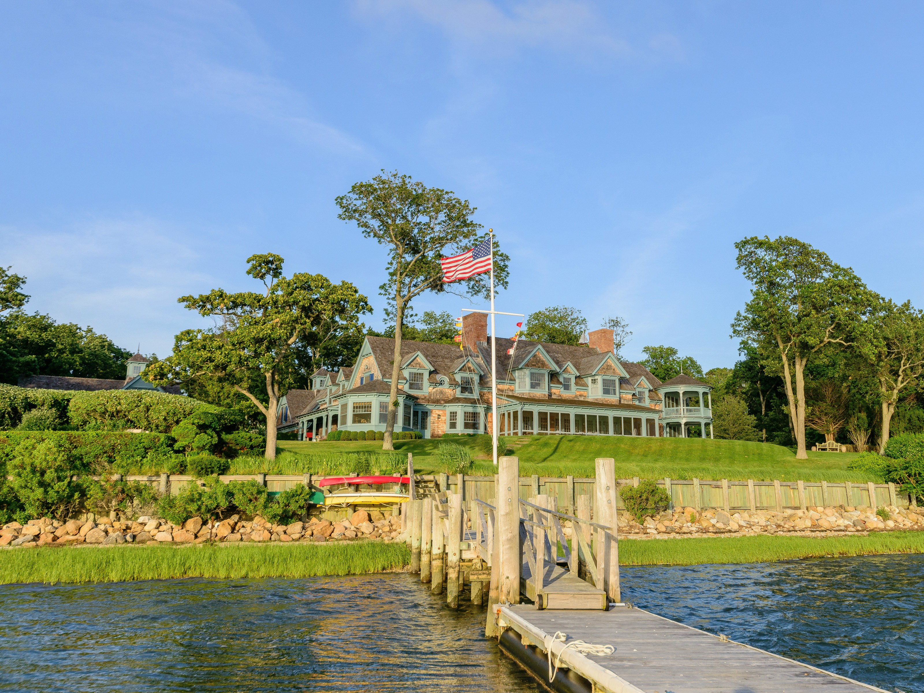 Property For Sale at Shelter Island's Waterfront Jewel