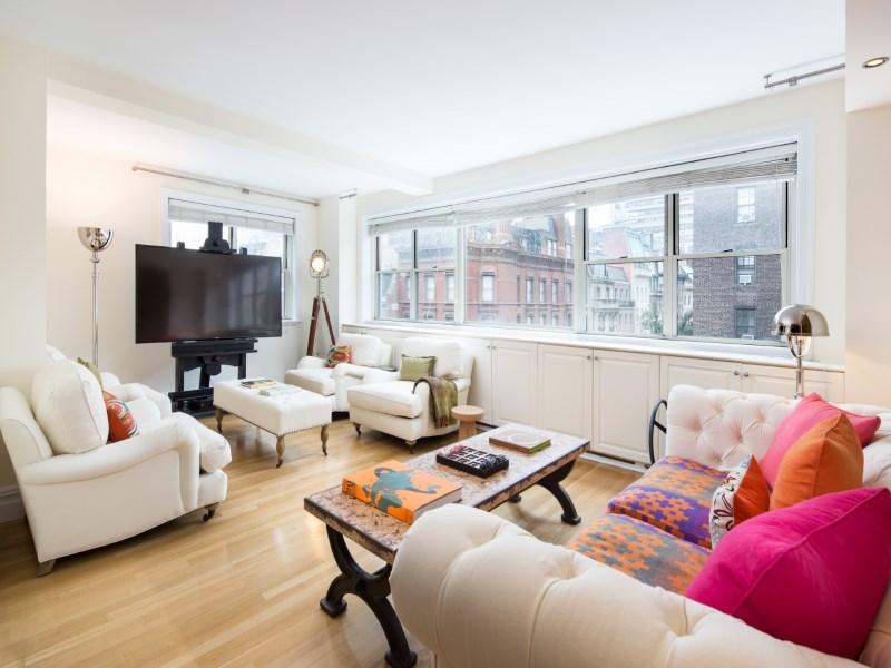 Кооперативная квартира для того Продажа на 20 East 68th Street, Apt 6BC 20 East 68th Street Apt 6bc Upper East Side, New York, Нью-Йорк 10065 Соединенные Штаты