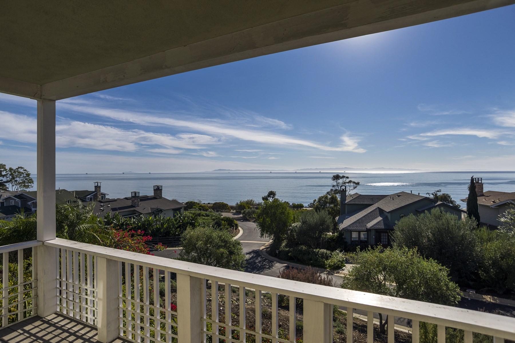 一戸建て のために 売買 アット Cottages at Summerland - Ocean View 2631 Freesia Drive Summerland, カリフォルニア 93067 アメリカ合衆国