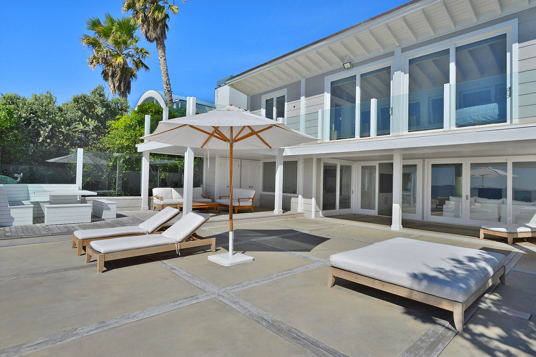 Villa per Affitto alle ore Wallace Neff Broad Beach Lease 31310 Broad Beach Rd Malibu, California, 90265 Stati Uniti
