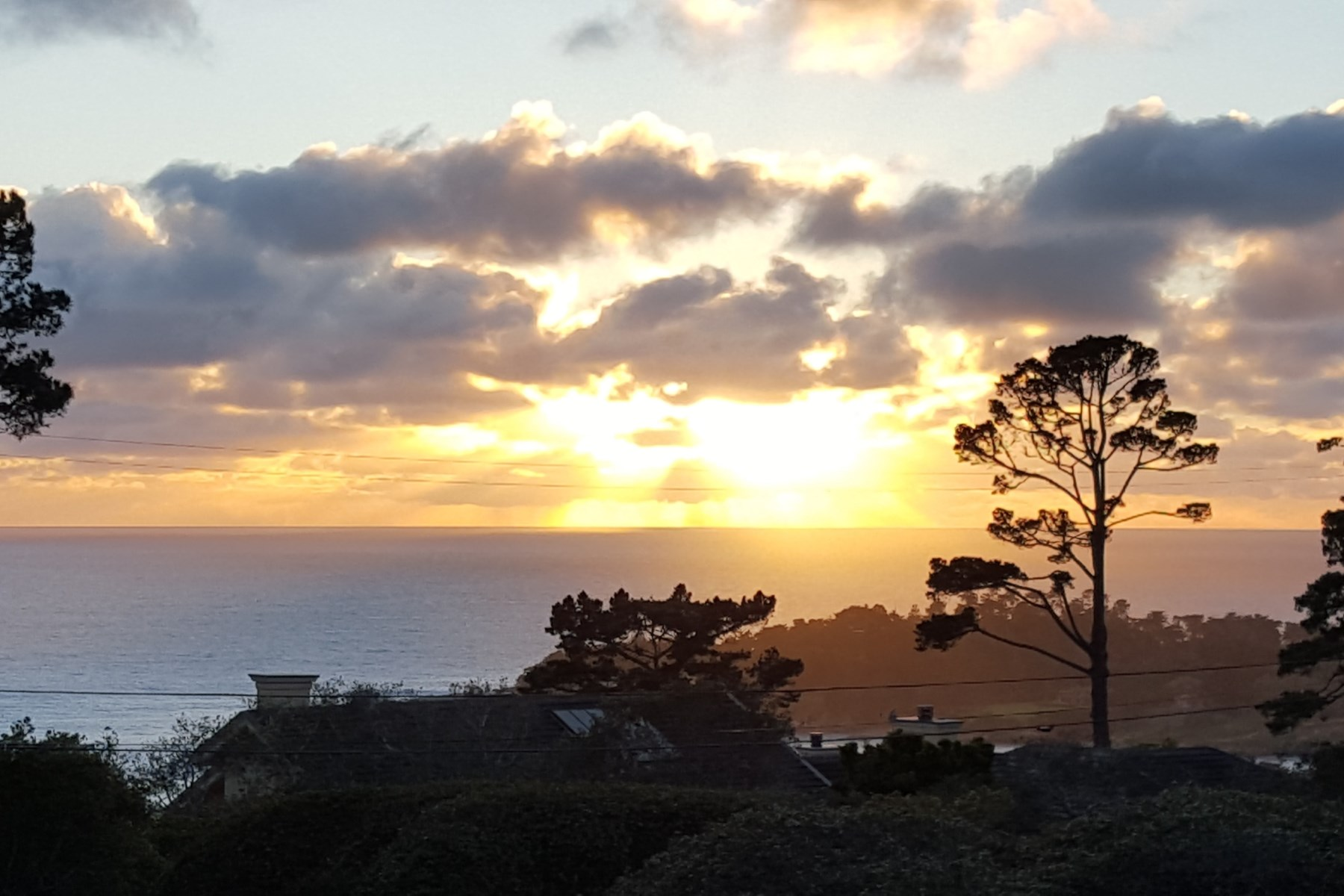 Single Family Home for Sale at The Best Ocean Views in Pebble Beach 1567 Sonado Road Pebble Beach, California, 93953 United States