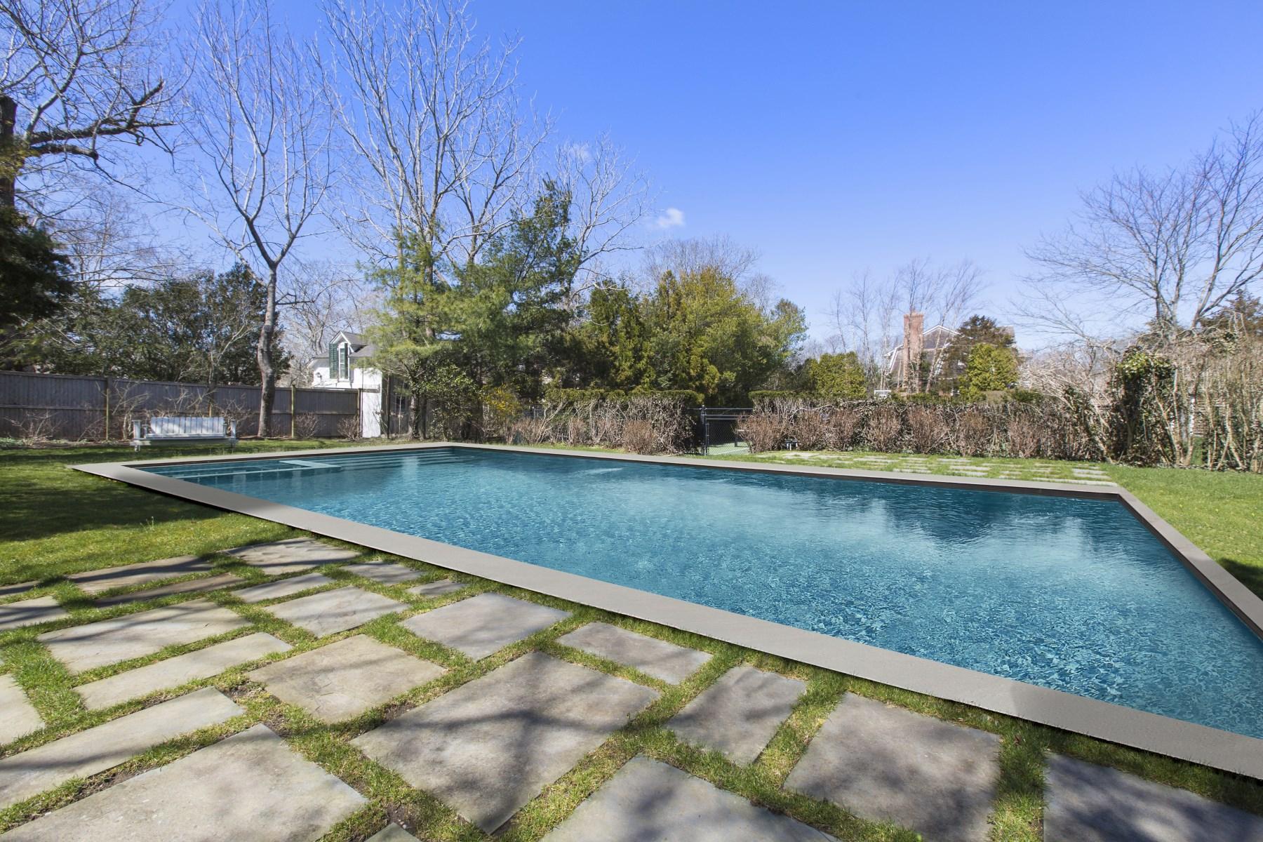 Property Of Southampton Village - Pool, Tennis
