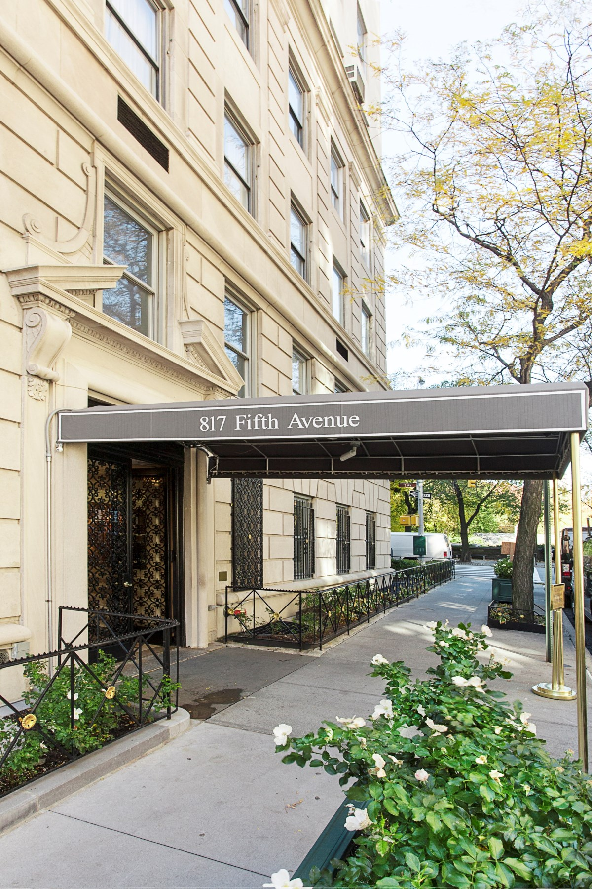 Property For Sale at Rare Fifth Avenue Rental - Park Views