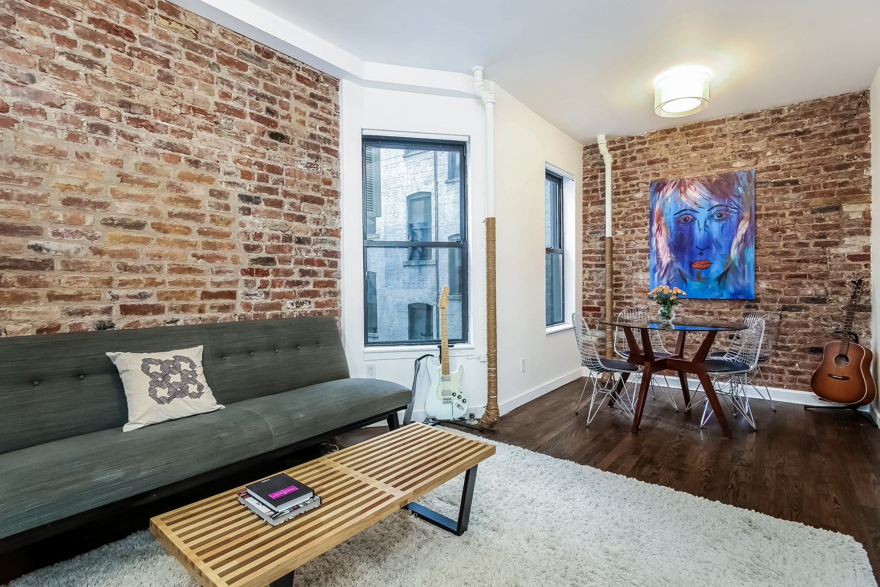 Co-op for Sale at 315 East 12th Street, Apt. 15 315 East 12th Street Apt 15 East Village, New York, New York, 10003 United States