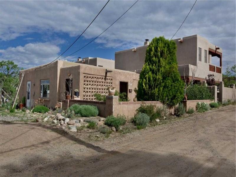 Land for Sale at 528 Del Norte Lane Santa Fe City Northeast, Santa Fe, New Mexico 87501 United States