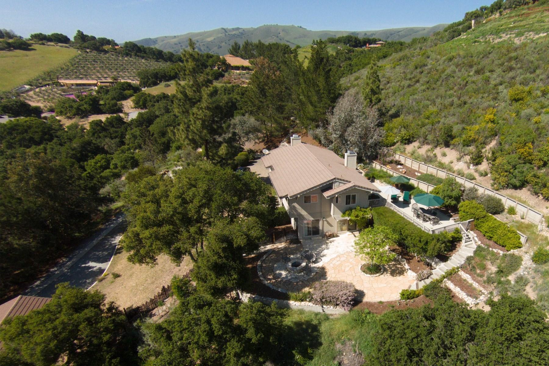 Single Family Home for Sale at Vista Montaña 31475 Via Las Rosas Carmel Valley, California, 93924 United States