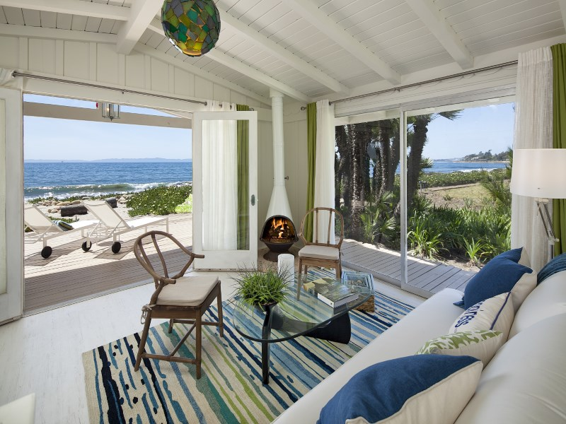 Property For Sale at Luxury Montecito Beach Estate