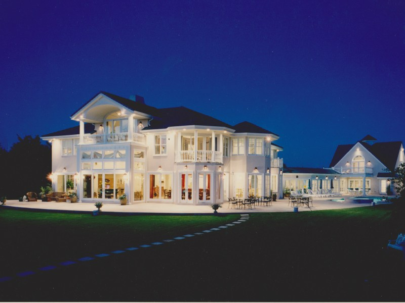 Property Of Magnificent Bay Front Traditional