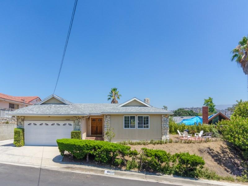 一戸建て のために 売買 アット 4867 Round Top Drive Eagle Rock, Los Angeles, カリフォルニア 90065 アメリカ合衆国