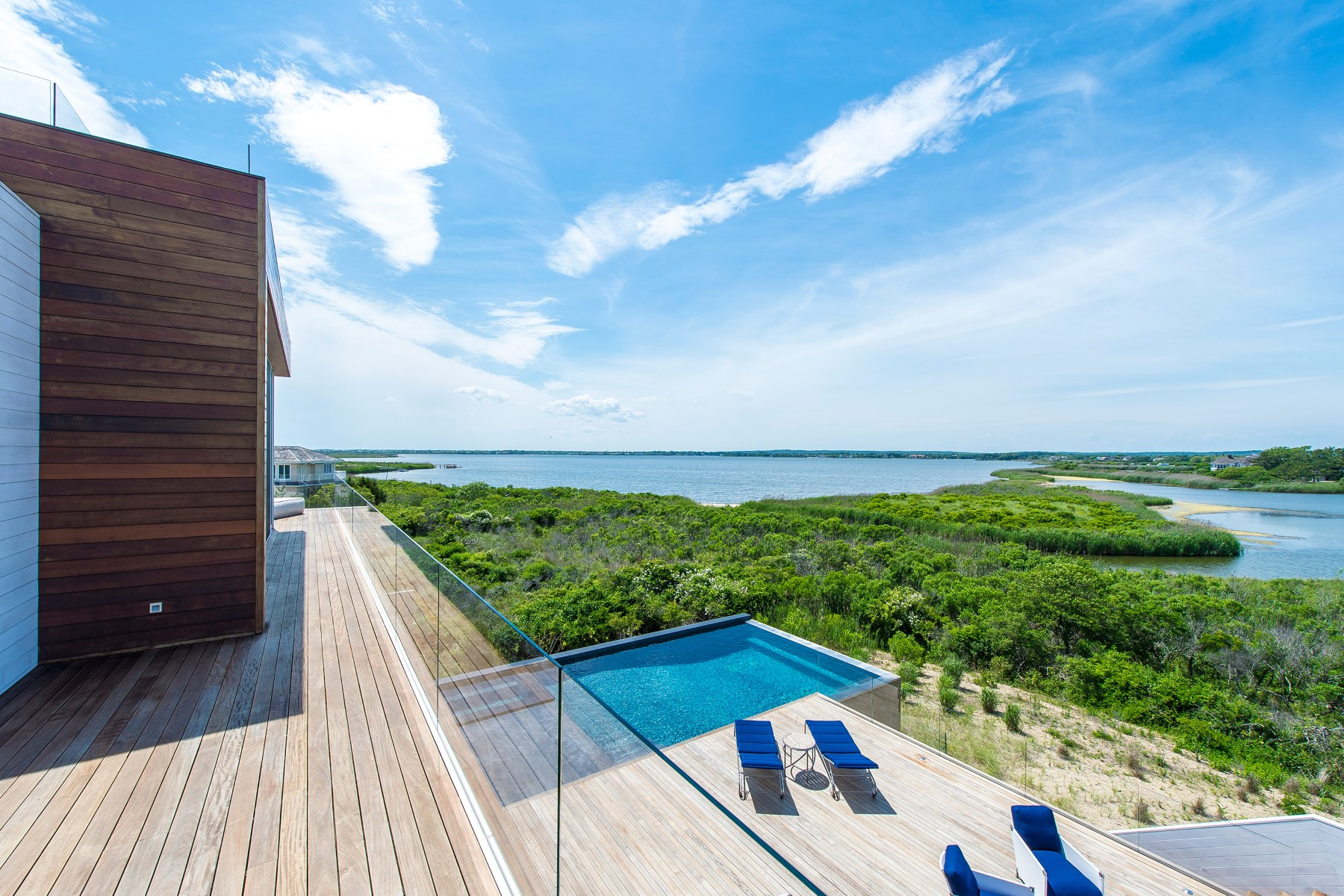 Property Of Statement New-Build Modern Bay Front