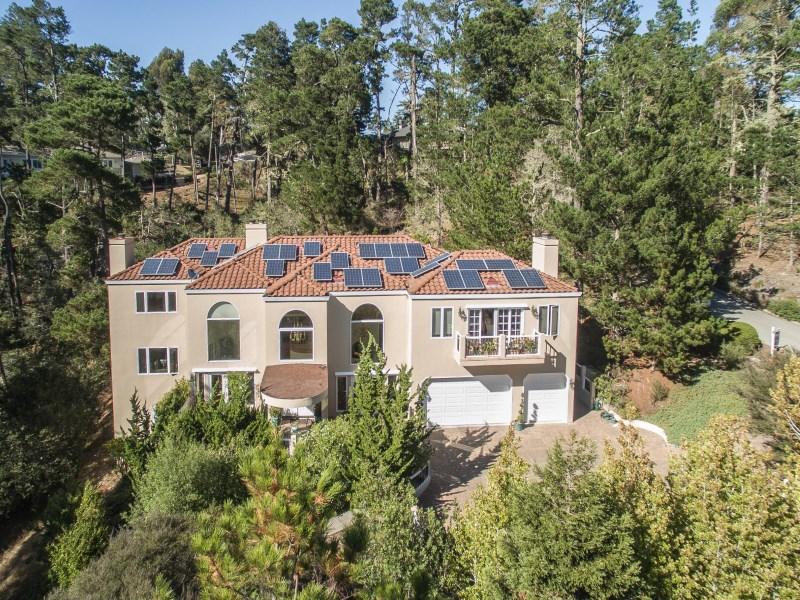 Single Family Home for Sale at Fabulous Mediterranean Villa In Carmel 3910 Via Mar Monte Carmel, California 93923 United States