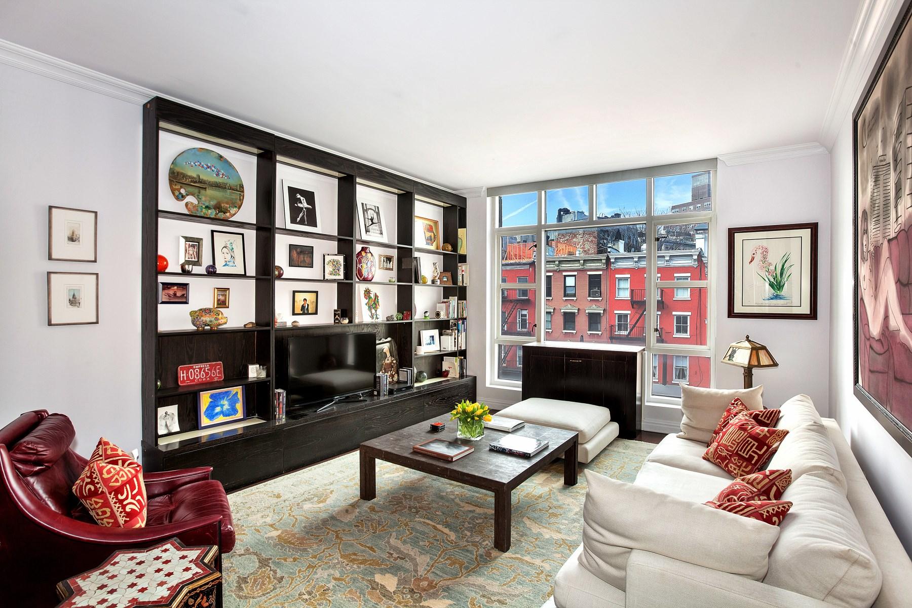 共管物業 為 出售 在 88 Washington Place, 3C 88 West Washington Place Apt 3c Greenwich Village, New York, 紐約州, 10011 美國