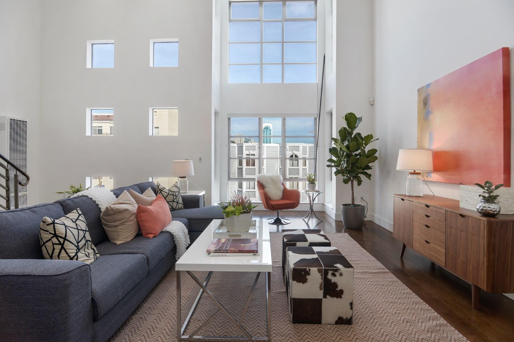 Nhà chung cư vì Bán tại Sunny SOMA Loft 190 7th St Apt 9 San Francisco, California 94103 Hoa Kỳ