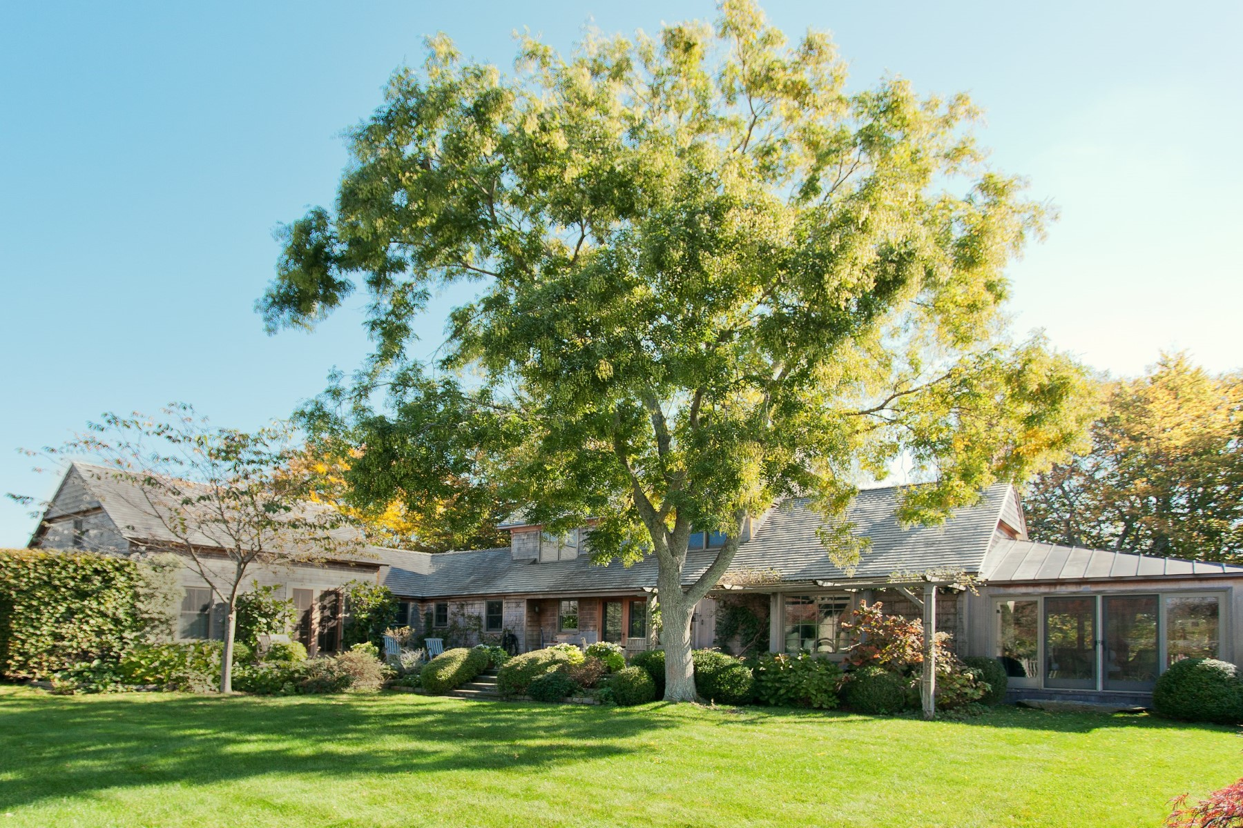 rentals property at Sagaponack South On 6 Acres with Views