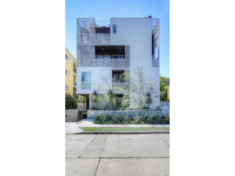 Condominium for Sale at 749 South Cloverdale Avenue #Ph2 Beverly Center, Los Angeles, California 90036 United States