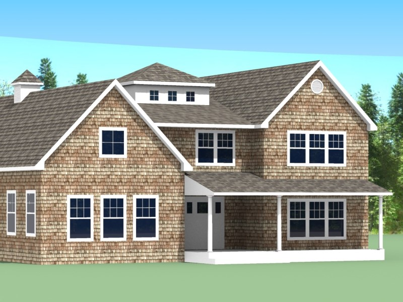 Single Family Home for Sale at Custom Design this Fabulous Home T-Model 8 Spring Lane Lot 25 T-Model Southampton, New York 11968 United States