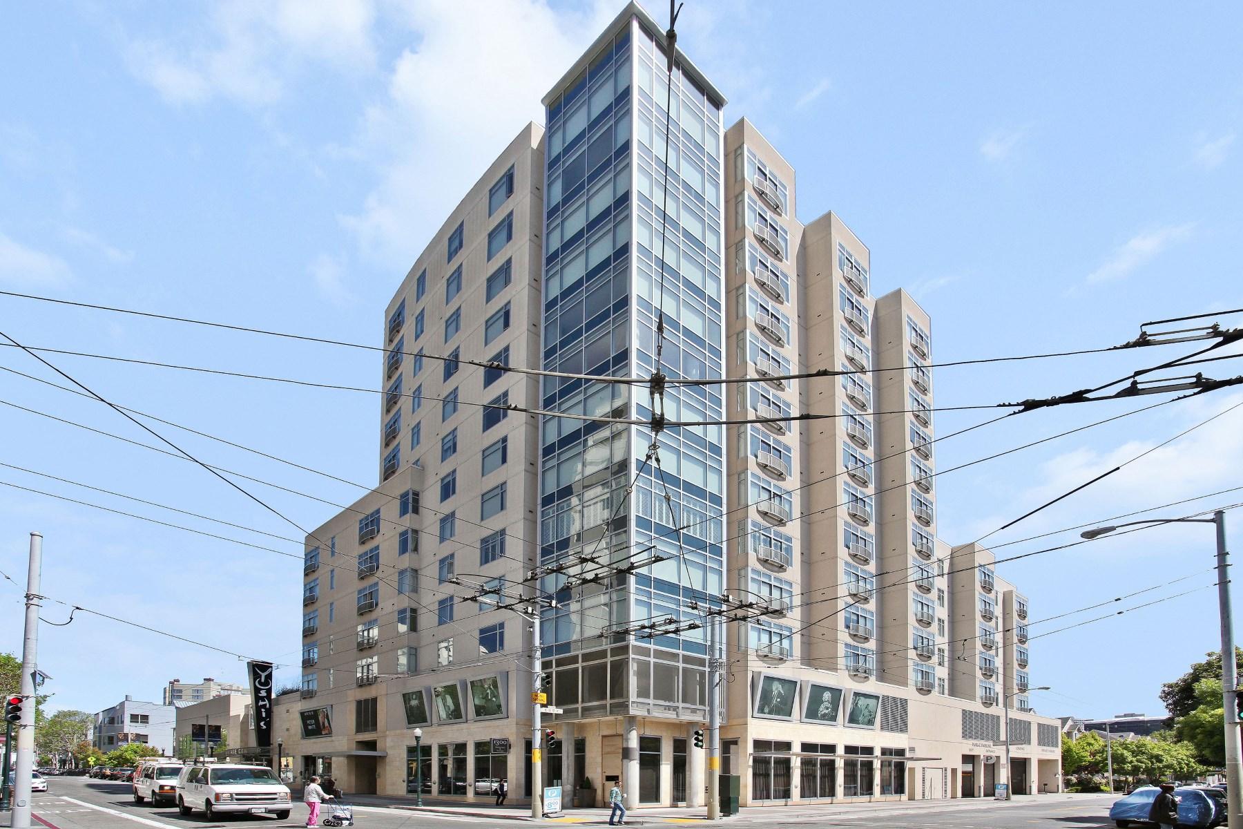 Nhà chung cư vì Bán tại Stylish Luxury Condominium 1310 Fillmore St Apt 302 San Francisco, California 94115 Hoa Kỳ