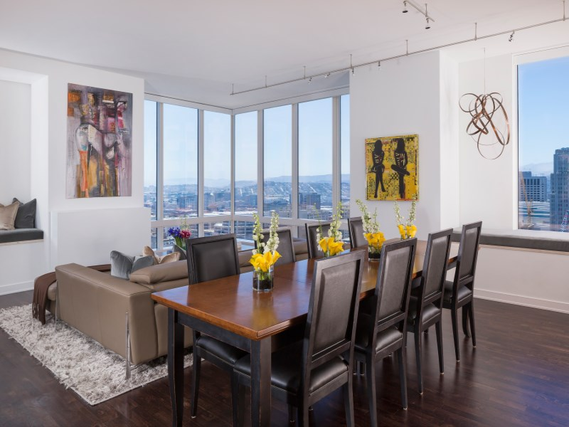 Condominium for Sale at Elegance, Comfort, and Spectacular Views 301 Mission St Apt 31e San Francisco, California 94105 United States