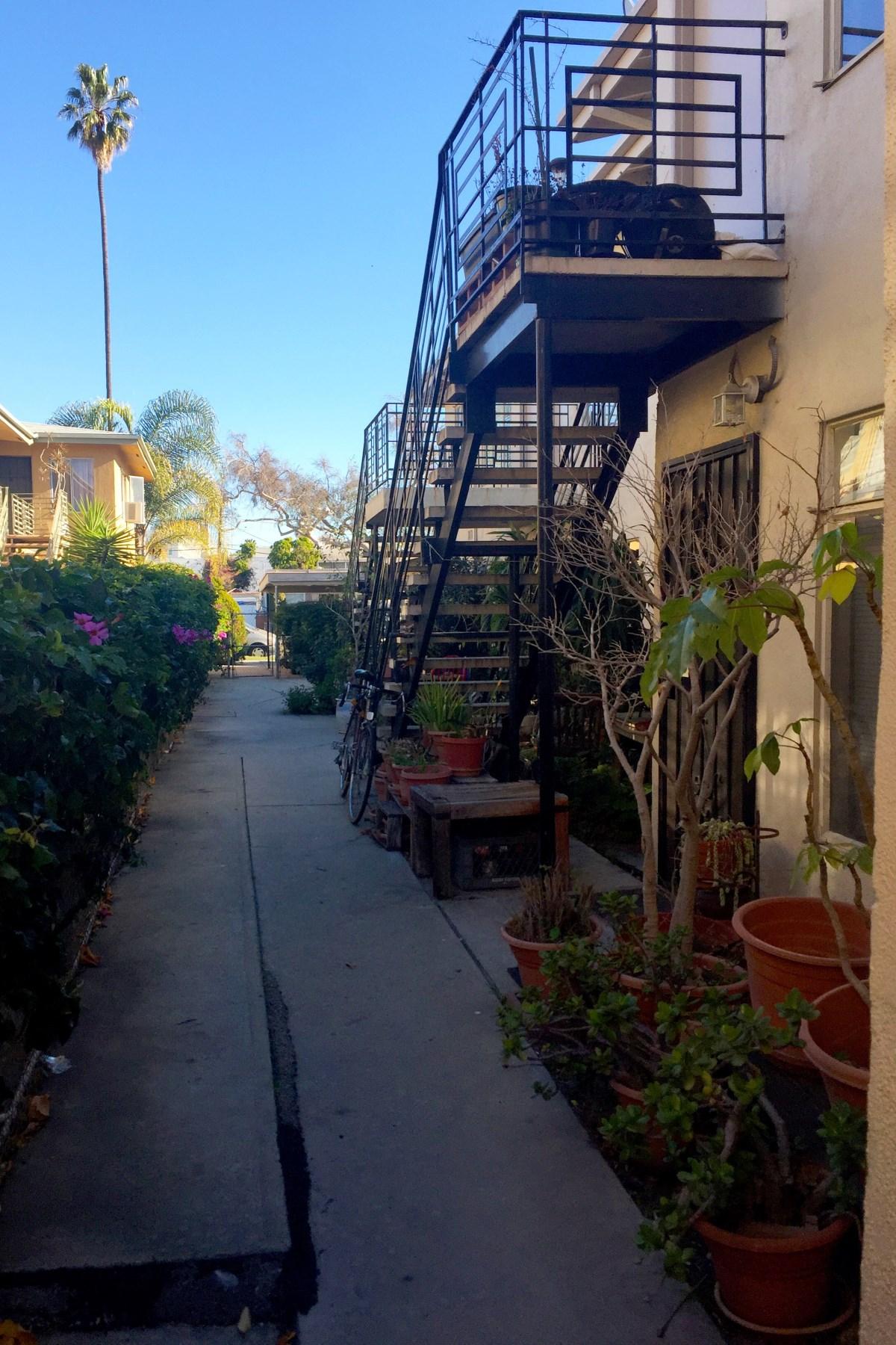 Property For Sale at Santa Monica 7-Unit Building