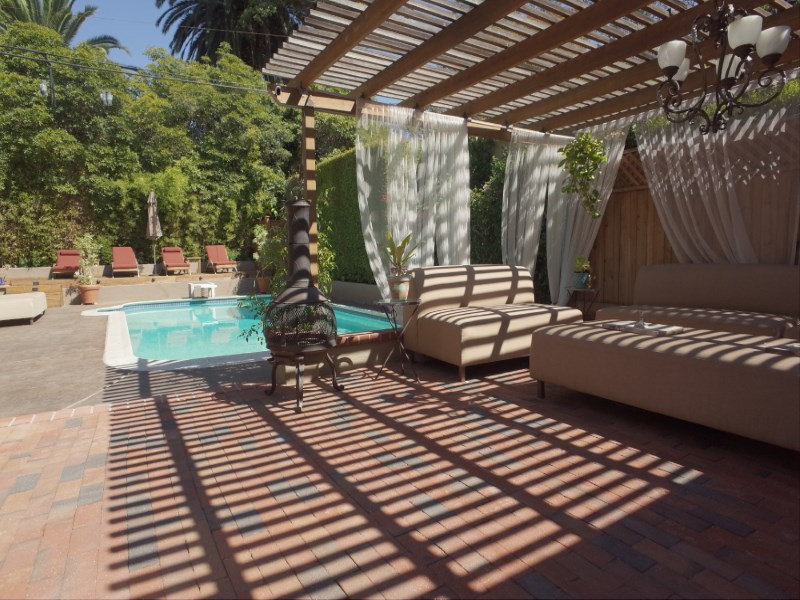 Property For Sale at Hollywood Hills Pool House