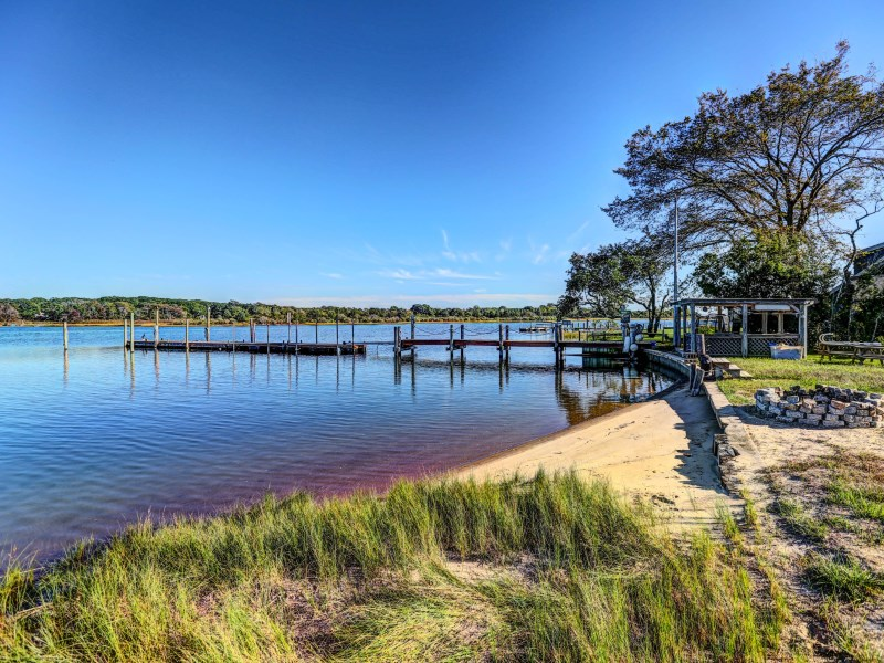 Property For Sale at Waterfront on old Fort Pond