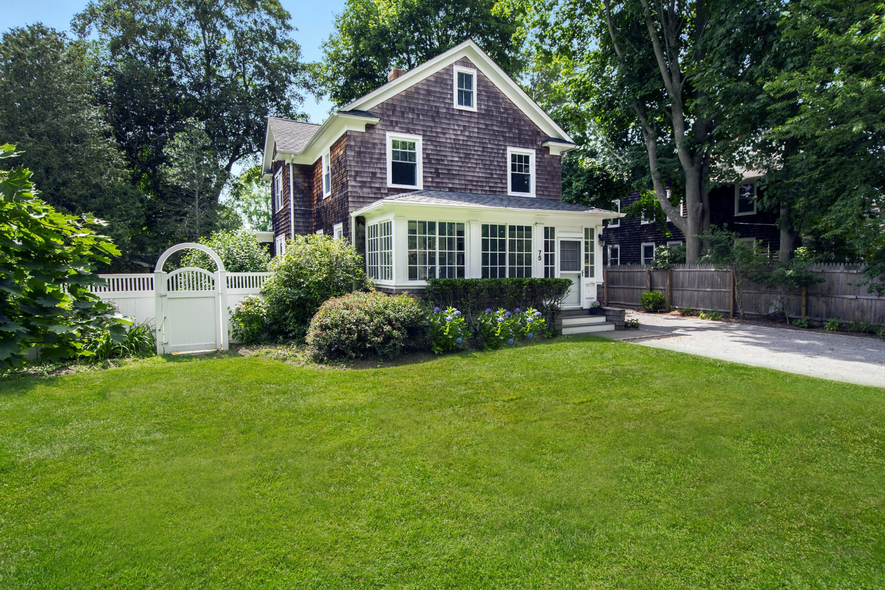 Single Family Home for Sale at Southampton Village Classic Southampton, New York, 11968 United States