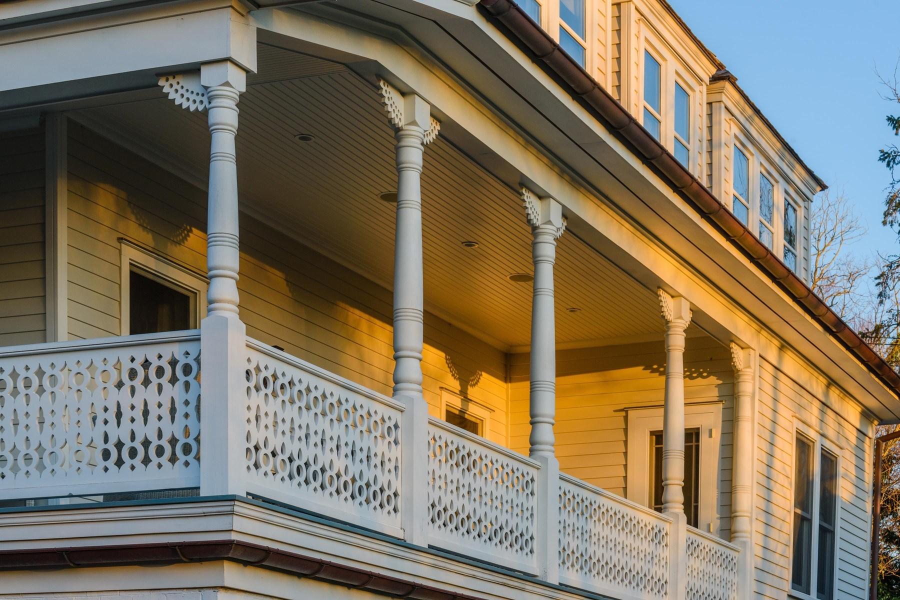 Property Of Sag Harbor HistoricTriple Mint